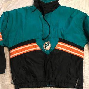 Retro Miami dolphins 🐬 jacket
